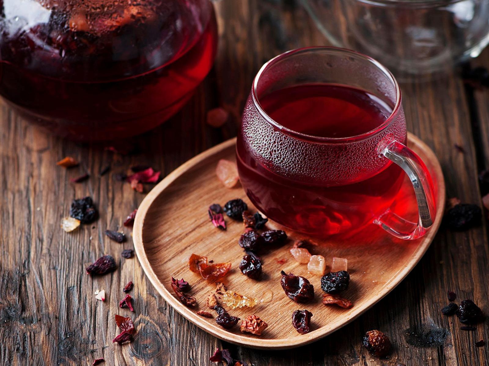 из чего чай каркаде