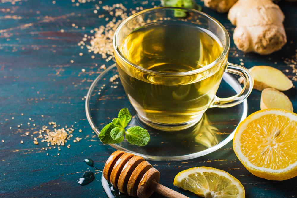 как приготовить имбирь для чая